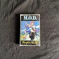 M.O.D. - Tape / Vinyl / CD / Recording etc - M.O.D. - Surfin M.O.D. Tape