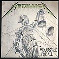 Metallica - Tape / Vinyl / CD / Recording etc - Metallica - ...And Justice For All 2018 Blacked Recodings 4 LP 180 Gram Press...