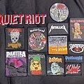 Quiet Riot - Patch - Oldschool Gold