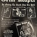 Grim Reaper - Other Collectable - Grim Reaper Flyer