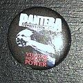 Pantera pin for SEXECUTIONER