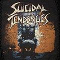 Suicidal Tendencies - Patch - Suicidal Tendencies 1990 Patch
