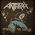 Anthrax - Patch - more patches wantlist
