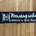 Running Wild - Other Collectable - Signed Running Wild scarf