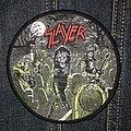 Slayer - Patch - Vintage Slayer - Live Undead Patch