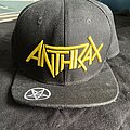 Anthrax - Other Collectable - Anthrax Hat