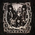 WARRANT - Dirty Rotten Filthy Stinkin Rich Fabric Poster
