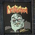 Destruction - Patch - Vintage Destruction - Live Without Sense Patch