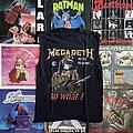 Megadeth - TShirt or Longsleeve - Megadeth - So Far So Good... So What! Shirt