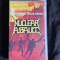 Nuclear Assault - Tape / Vinyl / CD / Recording etc - Nuclear Assault - Radiation Sickness VHS