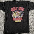 Guns N' Roses - TShirt or Longsleeve - Guns N' roses - Use Your Illusion Reprint Tour Shirt