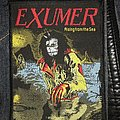Exumer - Patch - Vintage Exumer - Rising From The Sea Patch