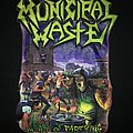 Municipal Waste - TShirt or Longsleeve - Municipal Waste - The Art Of Partying Shirt