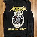 Anthrax - TShirt or Longsleeve - Anthrax - Make Me Laugh Shirt