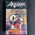 Anthrax - Patch - Anthrax - Only Single