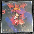 Dark Angel - Tape / Vinyl / CD / Recording etc - Dark Angel - Leave Scars Record