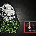 Municipal Waste & Possessed For zilin Patch