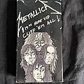 Metallica - Tape / Vinyl / CD / Recording etc - Metallica - Kill Em All VHS