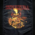 Sepultura - Other Collectable - Sepultura - Arise Flag