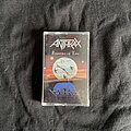 Anthrax - Tape / Vinyl / CD / Recording etc - Anthrax - Persistence Of Time Tape
