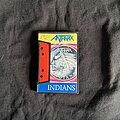 Anthrax - Tape / Vinyl / CD / Recording etc - Anthrax - Indians Tape