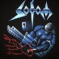 Sodom - TShirt or Longsleeve - Sodom - Tapping The Vein 1992 Tour Shirt Reprint