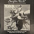 M.O.D. - Other Collectable - Surfnin' M.O.D. Advert