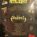 Metalucifer - Other Collectable - Far East Metal Attack Ad