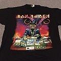 Iron Maiden - TShirt or Longsleeve - Iron Maiden Angel And The Gambler Virtual XI tour shirt