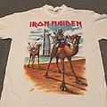 Iron Maiden - TShirt or Longsleeve - Iron Maiden Dubai event shirt 2007