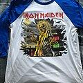 Iron Maiden - TShirt or Longsleeve - Iron Maiden Killers baseball jersey 2021 issue
