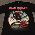 Iron Maiden Download festival 2013 shirt