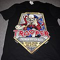 Iron Maiden - TShirt or Longsleeve - Iron Maiden Trooper beer new label t-shirt