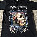 Iron Maiden Trooper on tour shirt 2018