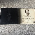 Dimmu Borgir In Sorte Diaboli leather book edition limited edition.