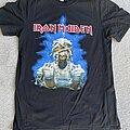 Iron Maiden - TShirt or Longsleeve - Iron Maiden Powerslave mummy tour reissue