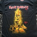 Iron Maiden - TShirt or Longsleeve - Iron Maiden 40th Anniversary hmv exclusive.
