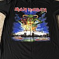 Iron Maiden Legacy Of The Beast 2018 London event shirt