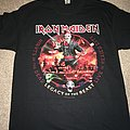 Iron Maiden - TShirt or Longsleeve - Iron Maiden Nights of the dead live t-shirt