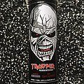 Iron Maiden - Other Collectable - Iron Maiden Trooper gif tin, Eddie head embossed.