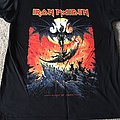 Iron Maiden Flight Of Icarus Legacy Of The Beast 2018 tour shirt
