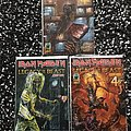 Iron Maiden - Other Collectable - Iron Maiden Legacy Of The Beast Vol 2 number 4 comics Covers A, B and C