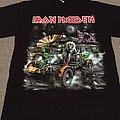 Iron Maiden - TShirt or Longsleeve - Iron Maiden Sonisphere event shirt 2010