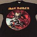 Iron Maiden Virtual XI tour shirt