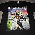 Iron Maiden - TShirt or Longsleeve - Iron Maiden The Book Of Souls British tour t-shirt 2017