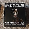 Iron Maiden - Tape / Vinyl / CD / Recording etc - Iron Maiden The Book Of Souls Australian box set with t-shirt.