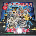 Iron Maiden - Tape / Vinyl / CD / Recording etc - Iron Maiden Best Of The Beast vinyl box with signed book