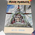 Iron Maiden Aces High poster