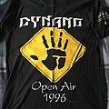 Slayer - TShirt or Longsleeve - Dynamo festival 1996