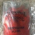 Cannibal Corpse Evisceration Plague shower gel in blood bag